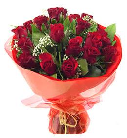 Bingöl Gölüm Çiçek anneler günü çiçek yolla  11 adet kimizi gülün ihtisami buket modeli