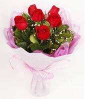 9 adet kaliteli görsel kirmizi gül  Bingöl Gölüm Çiçek çiçek gönderme