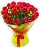 19 Adet kırmızı gül buketi  Bingöl Gölüm Çiçek çiçek siparişi vermek