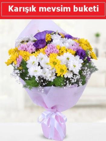 Karışık Kır Çiçeği Buketi  Bingöl Gölüm Çiçek güvenli kaliteli hızlı çiçek