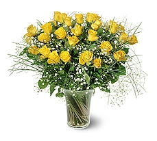 Bingöl Gölüm Çiçek çiçek siparişi sitesi  15 adet sarigül mika yada cam vazoda
