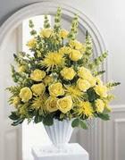 Bingöl Gölüm Çiçek çiçek siparişi sitesi  sari güllerden sebboy tanzim çiçek siparisi