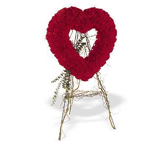 Bingöl Gölüm Çiçek internetten çiçek satışı  karanfillerden kalp pano
