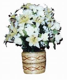 yapay karisik çiçek sepeti   Bingöl Gölüm Çiçek çiçek mağazası , çiçekçi adresleri