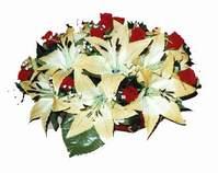 yapay karisik çiçek sepeti   Bingöl Gölüm Çiçek internetten çiçek siparişi