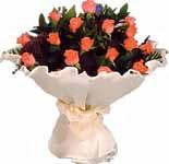11 adet gonca gül buket   Bingöl Gölüm Çiçek çiçek gönderme sitemiz güvenlidir