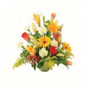 karisik renkli çiçekler tanzim   Bingöl Gölüm Çiçek çiçek gönderme sitemiz güvenlidir
