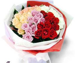 SEVENLERE ÖZEL 51 ADET GÜL  Bingöl Gölüm Çiçek internetten çiçek satışı