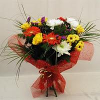 Bingöl Gölüm Çiçek hediye çiçek yolla  Karisik mevsim demeti