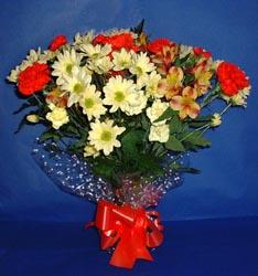 Bingöl Gölüm Çiçek hediye çiçek yolla  kir çiçekleri buketi mevsim demeti halinde