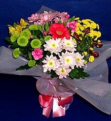 Bingöl Gölüm Çiçek hediye çiçek yolla  küçük karisik mevsim demeti