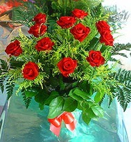 12 adet gül buketi  Bingöl Gölüm Çiçek anneler günü çiçek yolla