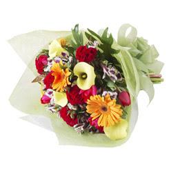 karisik mevsim buketi   Bingöl Gölüm Çiçek online çiçekçi , çiçek siparişi