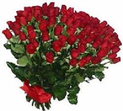 51 adet kirmizi gül buketi  Bingöl Gölüm Çiçek çiçekçiler