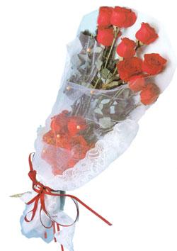 11 adet kirmizi güller buket tanzimi   Bingöl Gölüm Çiçek çiçek siparişi sitesi