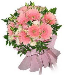 Bingöl Gölüm Çiçek cicekciler , cicek siparisi  Karisik mevsim çiçeklerinden demet