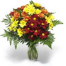 Bingöl Gölüm Çiçek çiçek siparişi sitesi  Karisik çiçeklerden mevsim vazosu