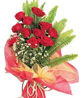 11 adet kaliteli görsel kirmizi gül  Bingöl Gölüm Çiçek çiçek satışı