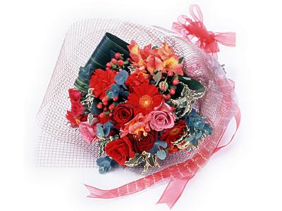 Karisik buket çiçek modeli sevilenlere  Bingöl Gölüm Çiçek uluslararası çiçek gönderme