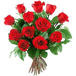 11 adet bakara kirmizi gül buketi  Bingöl Gölüm Çiçek güvenli kaliteli hızlı çiçek