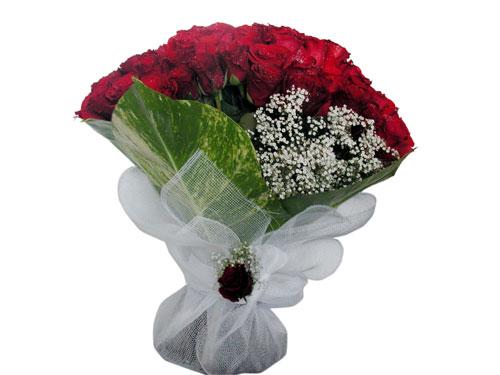 25 adet kirmizi gül görsel çiçek modeli  Bingöl Gölüm Çiçek çiçek servisi , çiçekçi adresleri