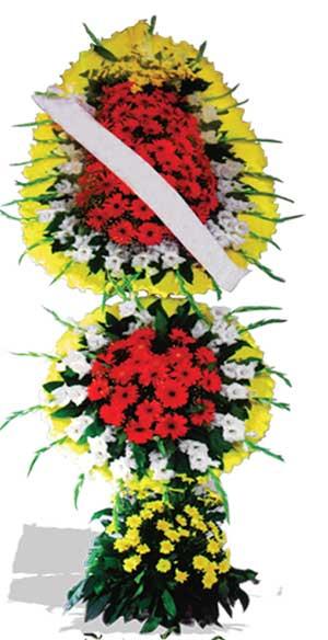 Dügün nikah açilis çiçekleri sepet modeli  Bingöl Gölüm Çiçek çiçek yolla