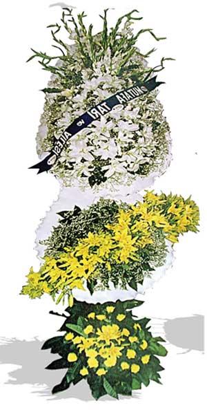 Dügün nikah açilis çiçekleri sepet modeli  Bingöl Gölüm Çiçek çiçek , çiçekçi , çiçekçilik