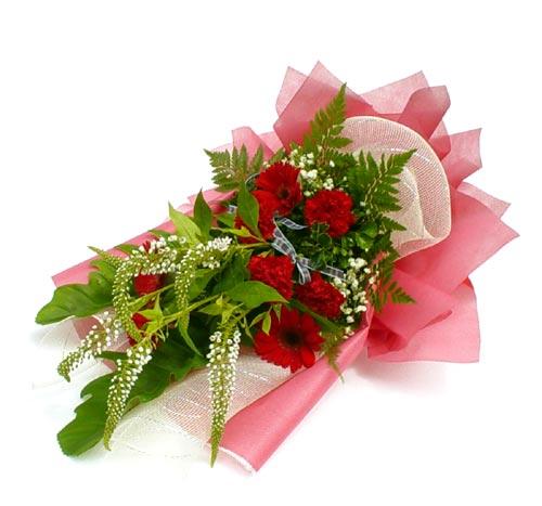 Karisik çiçek buketi mevsim buket  Bingöl Gölüm Çiçek çiçek siparişi sitesi