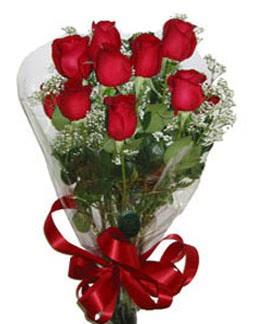 Çiçek sade gül buketi 7 güllü buket  Bingöl Gölüm Çiçek online çiçek gönderme sipariş