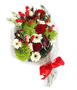 Karisik mevsim buketi çiçek tanzimi  Bingöl Gölüm Çiçek internetten çiçek siparişi