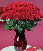 Bingöl Gölüm Çiçek çiçek online çiçek siparişi  11 adet Vazoda Gül sevenler için ideal seçim