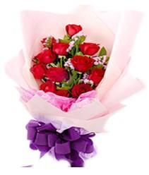 7 gülden kirmizi gül buketi sevenler alsin  Bingöl Gölüm Çiçek çiçek gönderme sitemiz güvenlidir