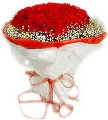 Bingöl Gölüm Çiçek çiçekçiler  41 adet kirmizi gül buketi