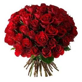 Bingöl Gölüm Çiçek çiçek , çiçekçi , çiçekçilik  33 adet kırmızı gül buketi