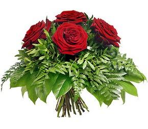 Bingöl Gölüm Çiçek çiçek mağazası , çiçekçi adresleri  5 adet kırmızı gülden buket