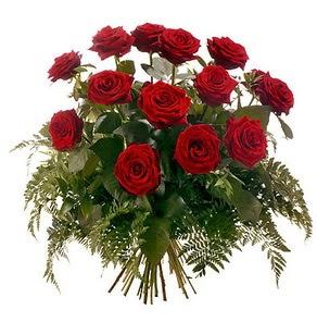 Bingöl Gölüm Çiçek internetten çiçek satışı  15 adet kırmızı gülden buket