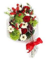 Kız arkadaşıma hediye mevsim demeti  Bingöl Gölüm Çiçek online çiçek gönderme sipariş