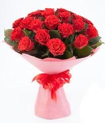 15 adet kırmızı gülden buket tanzimi  Bingöl Gölüm Çiçek çiçek siparişi sitesi