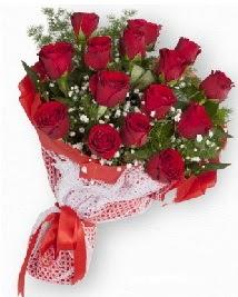 11 kırmızı gülden buket  Bingöl Gölüm Çiçek güvenli kaliteli hızlı çiçek