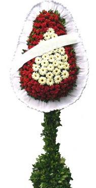 Çift katlı düğün nikah açılış çiçek modeli  Bingöl Gölüm Çiçek İnternetten çiçek siparişi