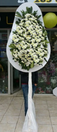 Tek katlı düğün nikah açılış çiçekleri  Bingöl Gölüm Çiçek çiçek gönderme