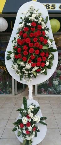 2 katlı nikah çiçeği düğün çiçeği  Bingöl Gölüm Çiçek çiçek gönderme