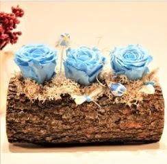 Solmayan gül şoklanmış gül  Bingöl Gölüm Çiçek internetten çiçek siparişi
