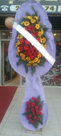 Çift katlı nikah düğüne çiçek modeli  Bingöl Gölüm Çiçek internetten çiçek siparişi