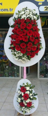 Çift katlı düğün nikah işyeri açılış çiçeği  Bingöl Gölüm Çiçek İnternetten çiçek siparişi