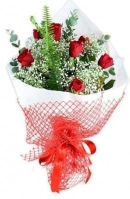 7 adet gülden kız arkadaşıma çiçek  Bingöl Gölüm Çiçek çiçekçi telefonları