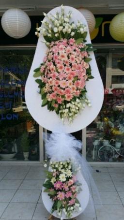 Çift katlı özel şahane sepet çiçeği  Bingöl Gölüm Çiçek çiçekçi telefonları