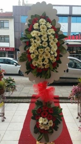 Çift katlı düğün açılış çiçeği  Bingöl Gölüm Çiçek çiçek satışı