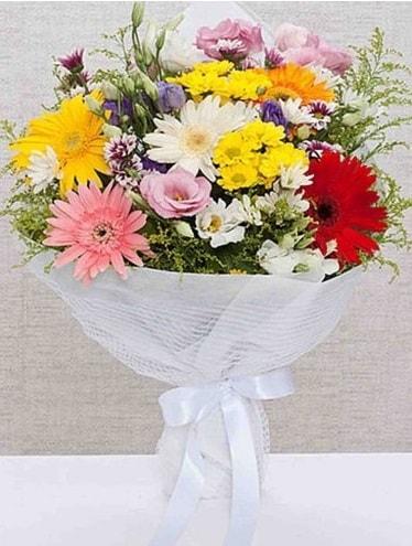 Karışık Mevsim Buketleri  Bingöl Gölüm Çiçek ucuz çiçek gönder