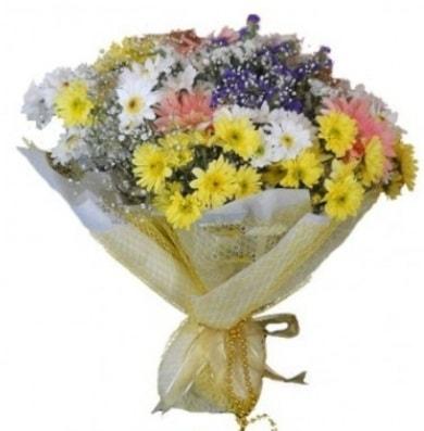 Karışık mevsim çiçeği  Bingöl Gölüm Çiçek çiçek satışı